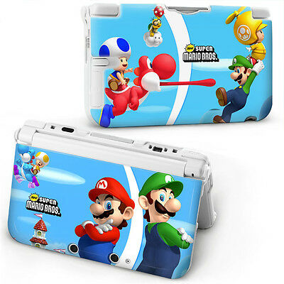 SUPER MARIO BROS Hard Case Cover For OLD STYLE NINTENDO 3DS XL