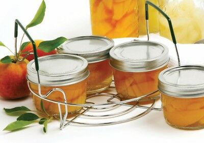 Norpro 646 Small Canning Preserving Rack