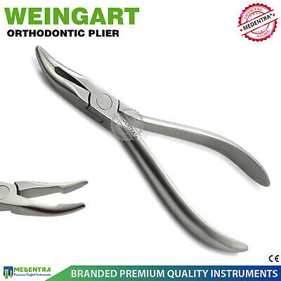 Placement and Removal of Archwires Versatile Utility Ortho Lab Pliers Serrated