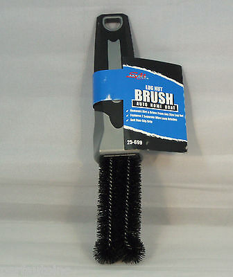 Sm Arnold Select Lug Nut Wheel Brush 25-699 Chrome Alloy Mag Wash Detail Clean