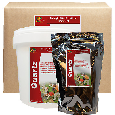 HYDRA QUARTZ Powerful & Fast acting Blanket Weed Treatment for Ponds