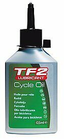 WELDTITE TF2 CYCLE OIL HYDROCARBON MINERAL OIL 125ml BEARINGS CABLES CHAINS