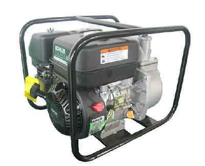 "2"" Gasoline Water Pump, Kohler SH265 Engine, 2"" Inlet/Outlet, Gold Processing"