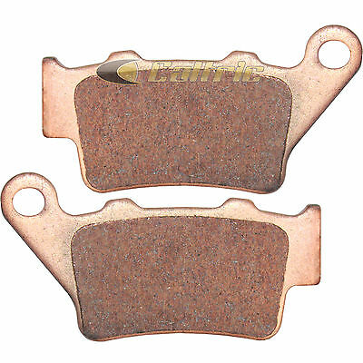 REAR BRAKE PADS APRILIA Dorsoduro 750 Factory 2008 2009 2010 2011 2012 2013 2014