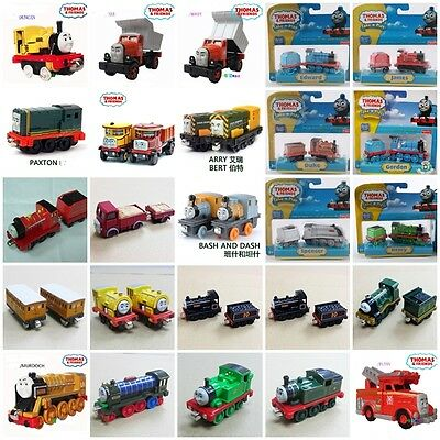 Loose Learning Thomas Diecast Donald/Emily/Douglas/Lorry + Tender
