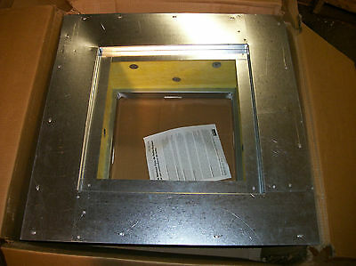 """Dayton Roof Curb 4HX47G 12"""" High for Ventilators with 22"""" Base"""