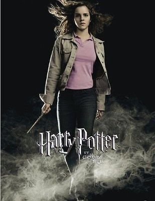 ★Hermione Granger★NEW Cosplay Kids Magic Wand LED Light From Harry Potter Movie