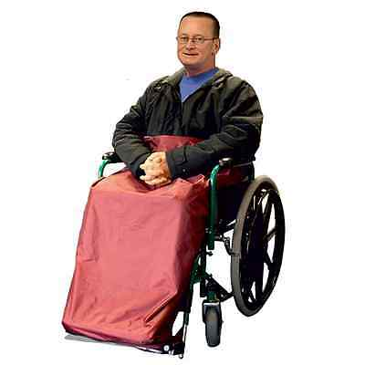Wheelchair Thermal Leg Cover - Wheelchair Clothing And Disability Aids