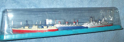 1990's Tootsie Toy Reproduction of the 3pc Navy Convoy 1940 Tanker, 1939 Transpo