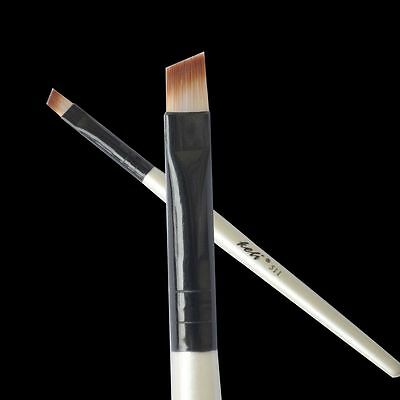 1 piece Professional Elite Angled Eyebrow Brush Nice Eye Liner Brow Makeup Tool