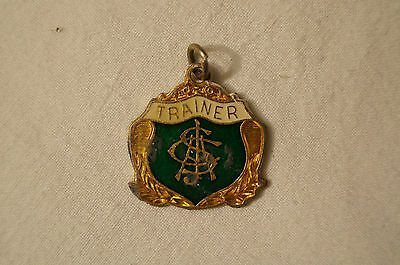 Collectable - Vintage - Trainer's Badge.