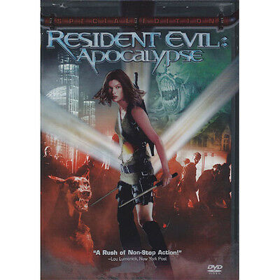 Resident Evil - Apocalypse DVD (2004) Special Edition