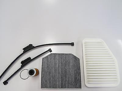 "Filter & Wiper Service Kit HOLDEN Commodore VE V6 A1557 R2605P RCA162P 26"" 15"""