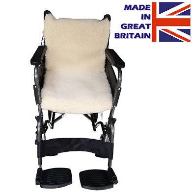 Pure Wool Wheelchair Fleece - Wheelchair Comfort -Accessories - Disability Aids