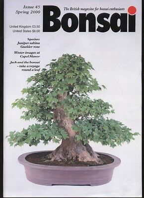 BONSAI MAGAZINE - Spring 2000