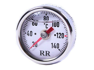 RR - Ölthermometer oiltemperature gauge Buell XB 12 S/SS Bj.04/05