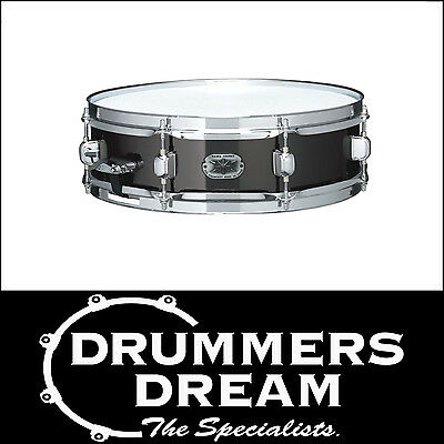 """Brand New Tama Metalworks 14x 4"""" Piccolo Steel Shell Snare drum MT1440DBN"""