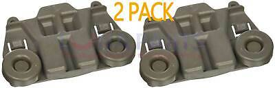 2 Pack Dishwasher Rack Roller For Whirlpool W10195417 AP4538395 PS2579553