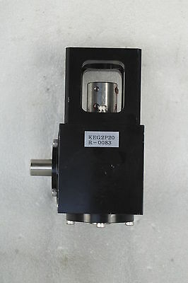 Precision Right Angle Reducer Ratio 20:1 Keg2P20 Good For 4Th Axis Free Ship