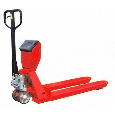 LP7625 Pallet Truck Scales / Weigher 2000kg x 1kg