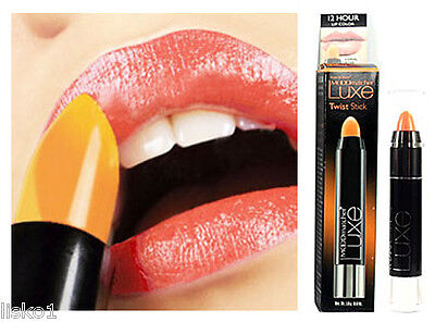 Fran Wilson MOOD matcher Luxe TWIST STICK Lip Color (CORAL ROSE) orange