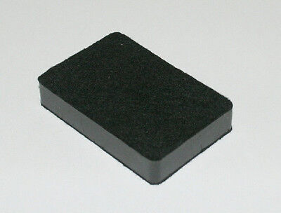 ScopeStuff #MWT1 - Magnetic Weights for Steel Tube Scopes, 1/2 lb
