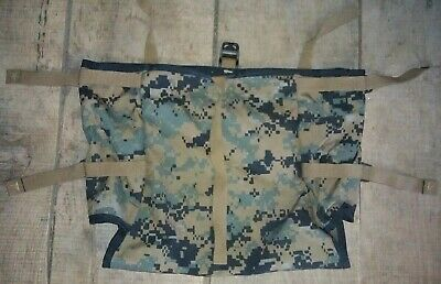 Gen 1 USMC MARPAT RADIO UTILITY POUCH ILBE Main Pack Rucksack Mint Condition