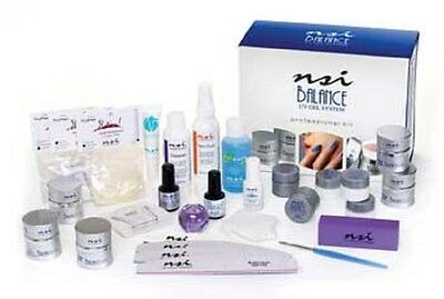 NSI Balance UV Gel Professional Kit - N7972