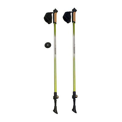 Bastones Trekking/senderismo Nd1 Nordic Pole Set - Columbus Outdoor