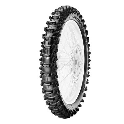 Pirelli NEW Scorpion Mx 100/90-19 Dirt Bike Soft 410 Rear Motocross Sand Tyre