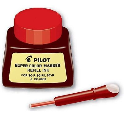 Pilot SC-RF Refill Ink for Permanent Markers, Red (Pilot 43700) - 1 Each