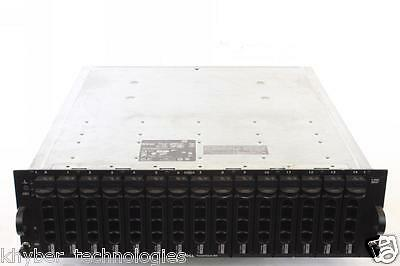 Dell  PowerVault MD3000  with Dual Controller & Dual P/S  NO HDD and No Caddy