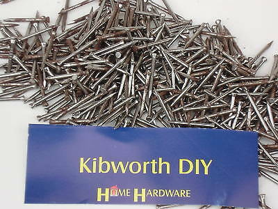 "100g  1""  BRIGHT PANEL PINS 25mm STEEL PANEL PINS TACKS timber fixing nails"