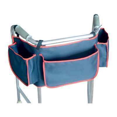 Walking Frame Pouch For Zimmer Frames And Walkers - Disability Walking Aids