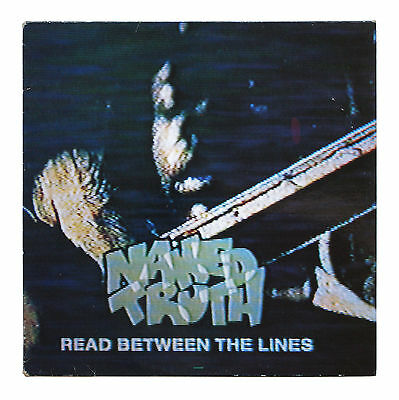 """Naked Truth - Read Between The Lines - * EXCELLENT * - 12"""" Vinyl Single"""