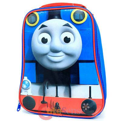 Thomas Tank Engine Friends School Lunch Bag Snack Box Insulated Food Bag -Face