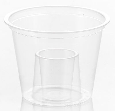 50 x Disposable Bomb Glasses / Jagerbomb Glasses [5055202124240]