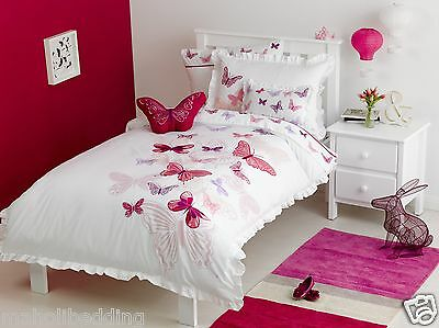 Juvenile Bedding - Fly Butterfly Bedding Sets and/or Cushions