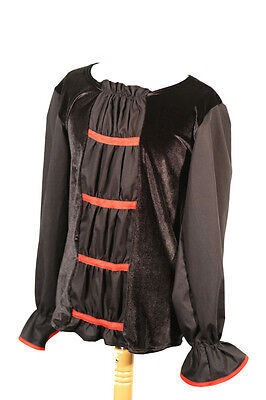 Boys Velvet BALLET-DANCE-Principal Tunic Perfect for any solo or Stage All Ages