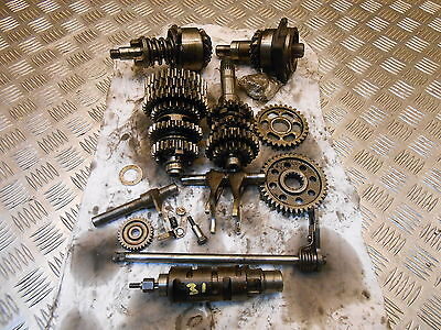 Suzuki Intruder Vs 800 Gearbox Guts Internals Transmission Gear Box Vs800 98