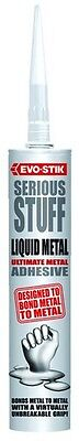 evo stik serious stuff liquid metal c20 290ml grab adhesive glue 663619 new