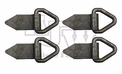 4 X Triangular Heavy Duty Lashing Ring Trailers Recovery Truck Body Tie Down