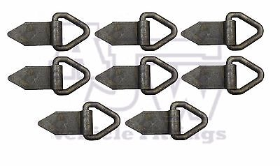 8 X Triangular Heavy Duty Lashing Ring Trailers Recovery Truck Body Tie Down