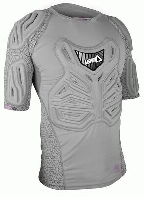 Leatt Mx Gear Motocross Roost Under Armour Dirt Bike Off Road Adult Padded Tee