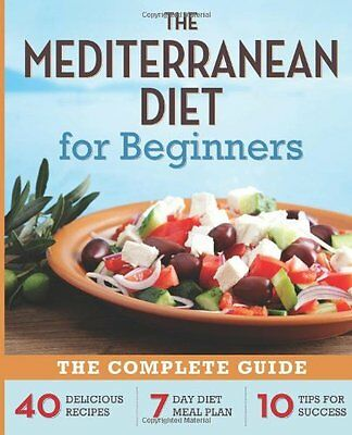 FREE 2 DAY SHIPPING: The Mediterranean Diet for Beginners: The Complete Guide