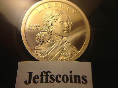 2013 S Proof Sacagawea 1778 Treaty With The Delawares Sacagewea Dollar US 2x+1¢