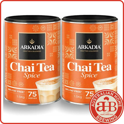 Arkadia Chai latte Spice 3KG Spice Chai Tea cafe beverage tea latte