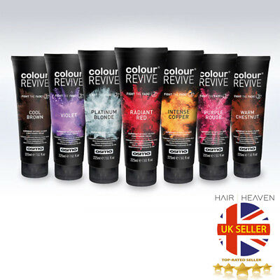 Osmo Colour Revive 225ml Hair Colour Refresher 7 DifferentColours to choose from