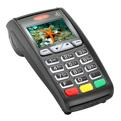 Ingenico iCT250 V3 Dual Comm Credit Card Terminal - New/ Unlocked