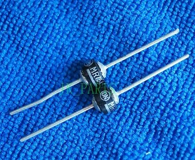 2pcs New MR754 Blocking & Bypass 6A DIODES Rectifier